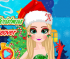 بازی آرایش براق پری در کریسمس
