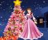 بازی درخت کریسمس پرنسس