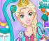 بازی آرایشی میکاپ جذاب ملکه برفی