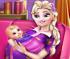 بازی آنلاین نوزاد مامی السا