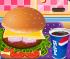 بازی همبرگر خوشمزه
