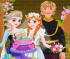 بازی کیک ازدواج آنا