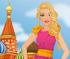 بازی آنلاین باربی به مسکو می رود