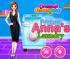 بازی شستشوی لباس های آنا