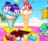بازی بستنی فروزن
