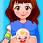 بازی آنلاین به دنیا آوردن نوزاد